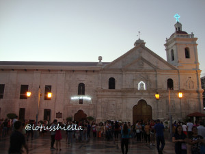 BasilicadelSantoNiño