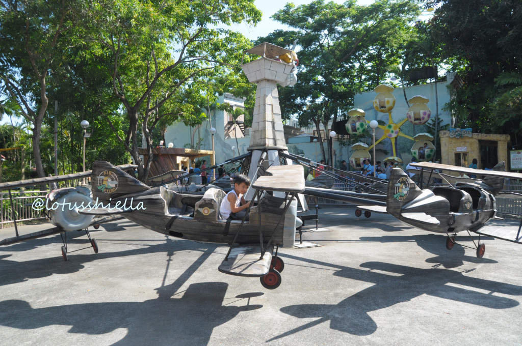 EnchantedKingdom_AirplaneRide