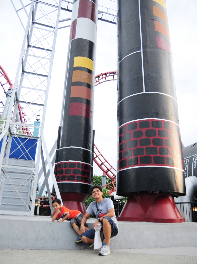 EnchantedKingdom_SpaceShuttle