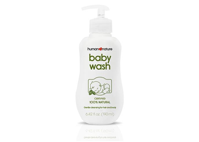 HumanNature-BabyWash