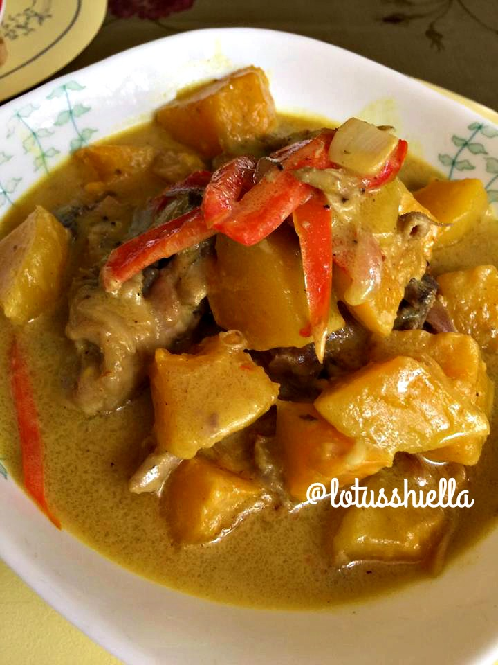 ChickenCurryWithPapaya_5