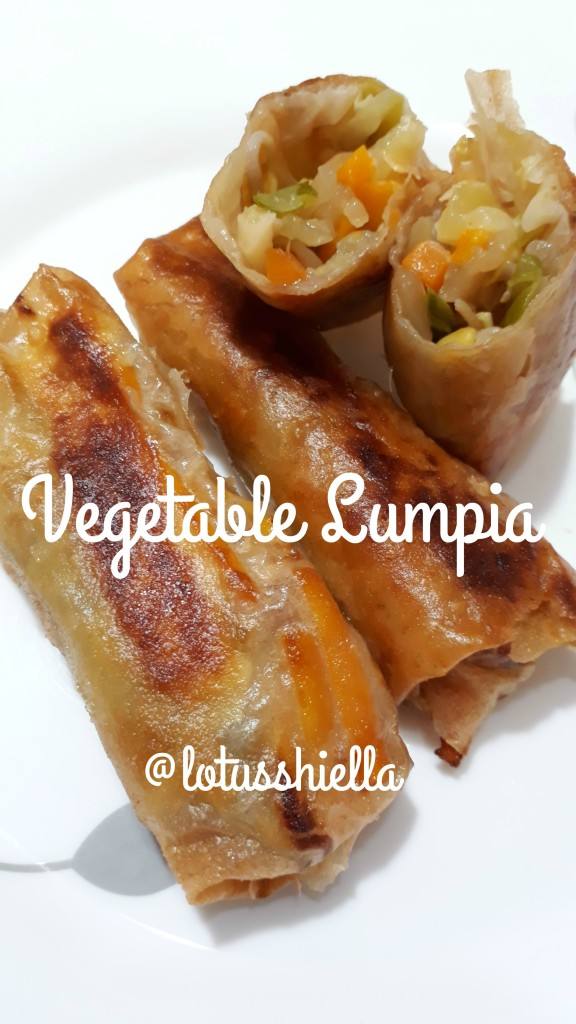 VegetableLumpia