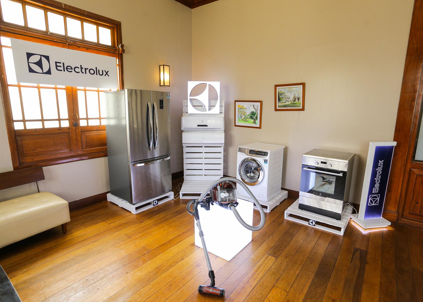 #ElectroluxHealthyHome Appliances