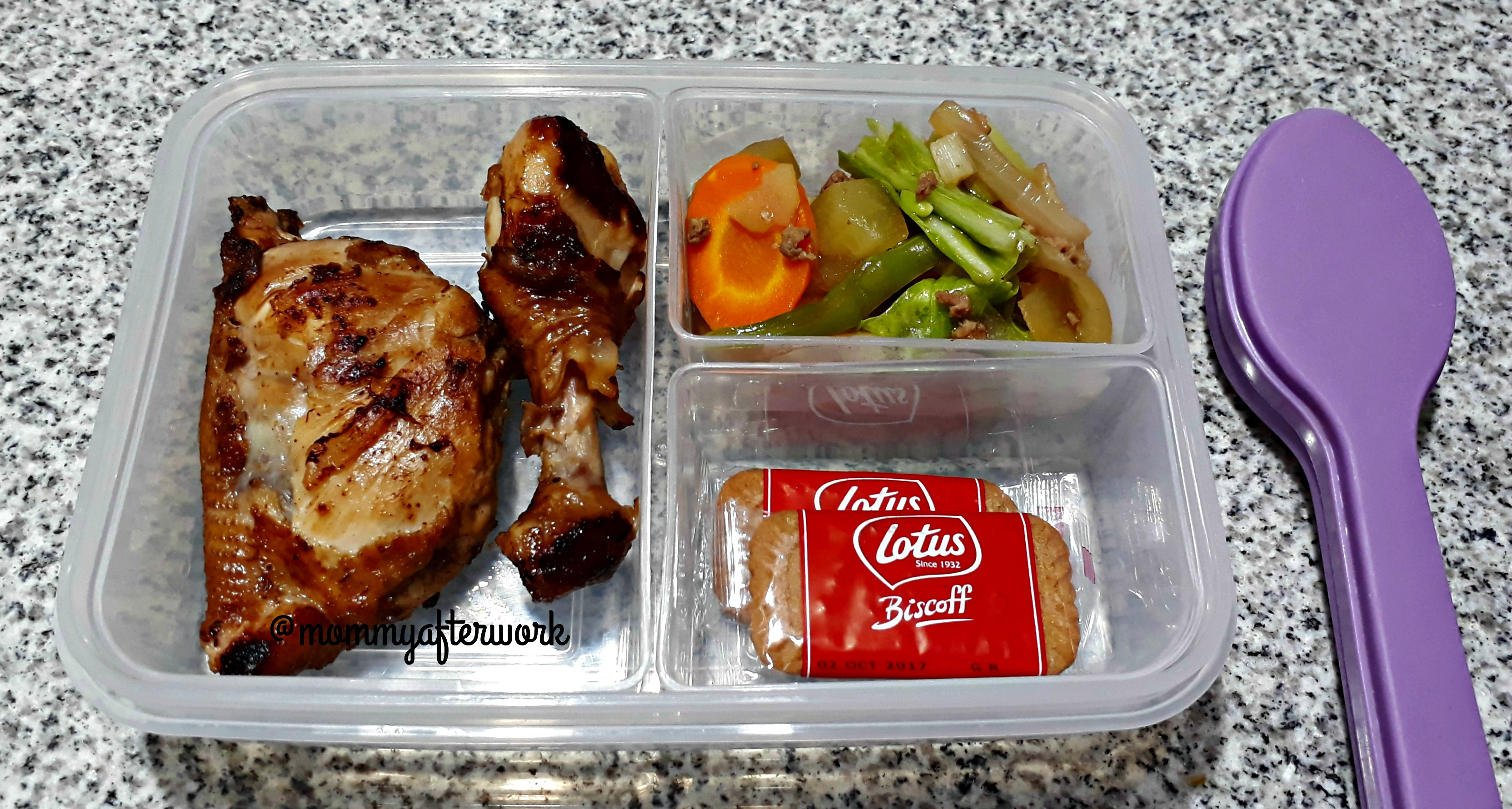 Jolly Lunch Ideas Day 4
