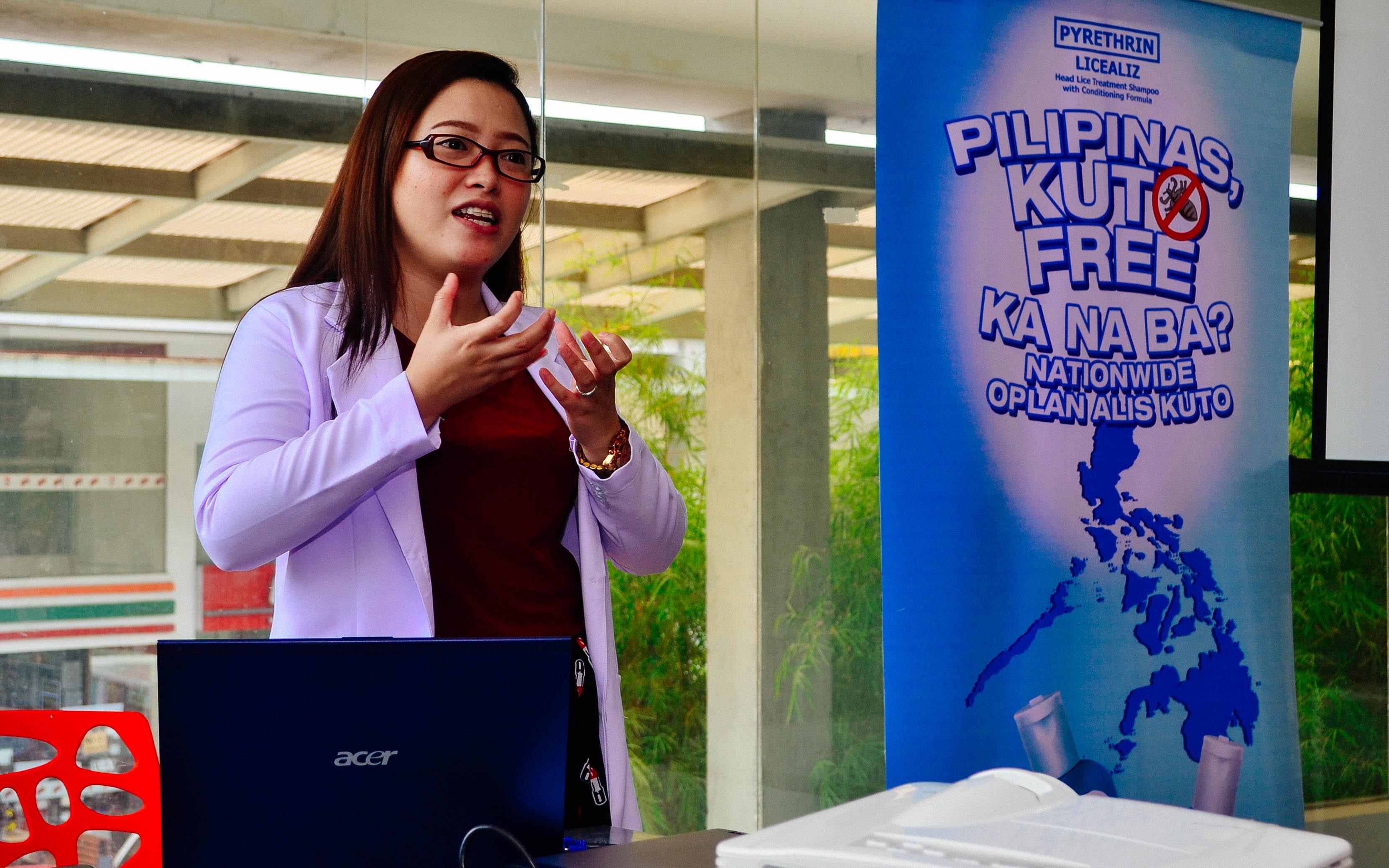 Licealiz Campaign Kilusang Kontra Kuto Lecture