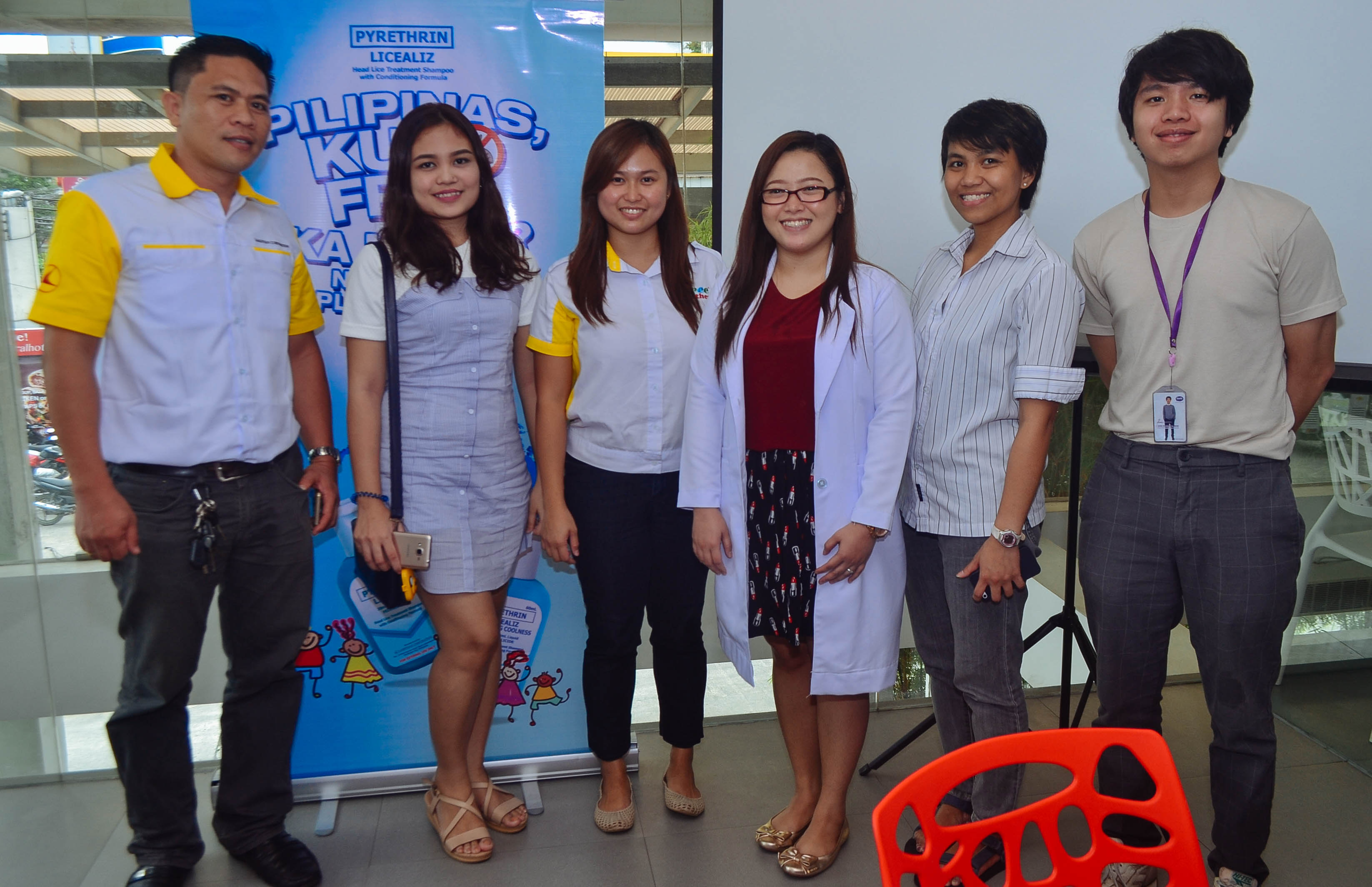 Licealiz Campaign Kilusang Kontra Kuto Team