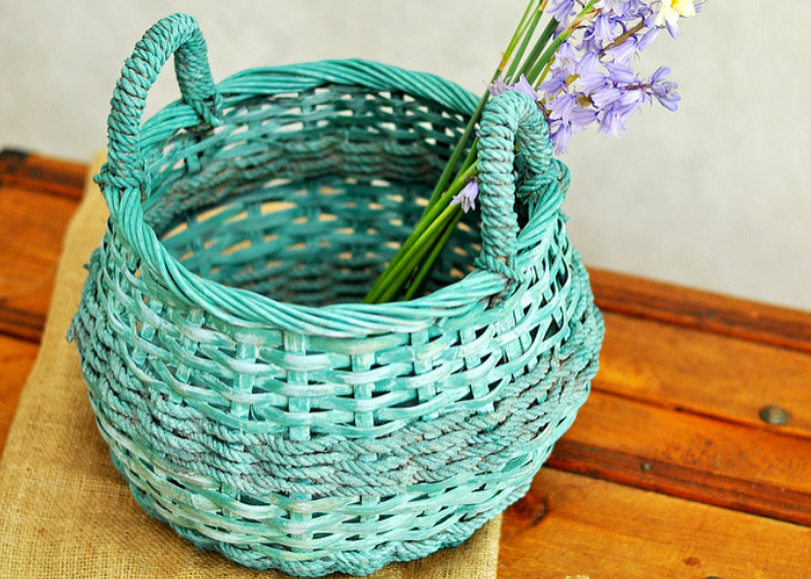 flicker-basket