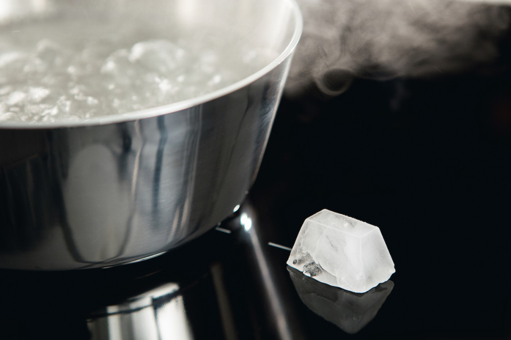 Electrolux Induction CookTop - safety cool touch