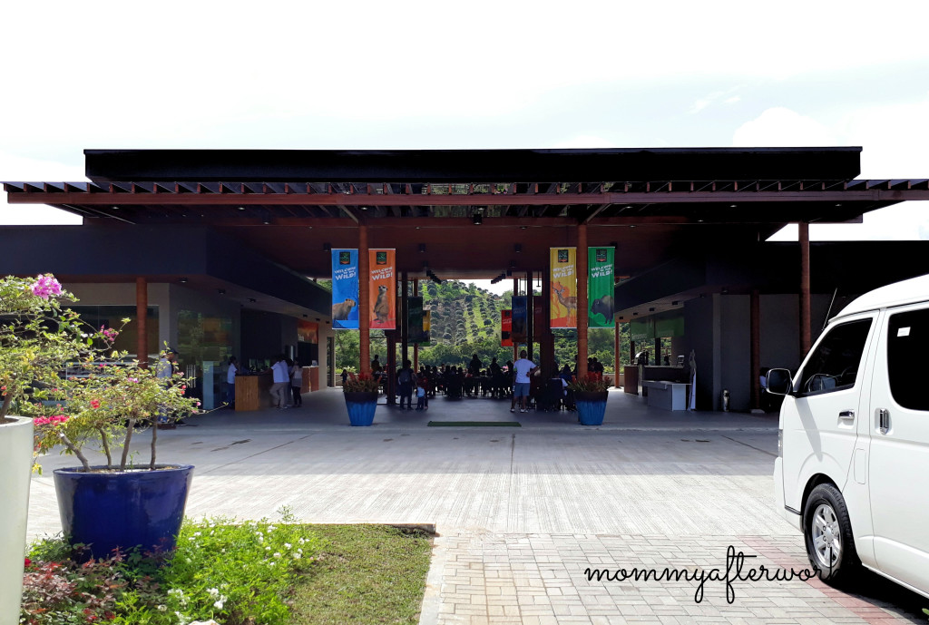 Cebu Safari_Entance