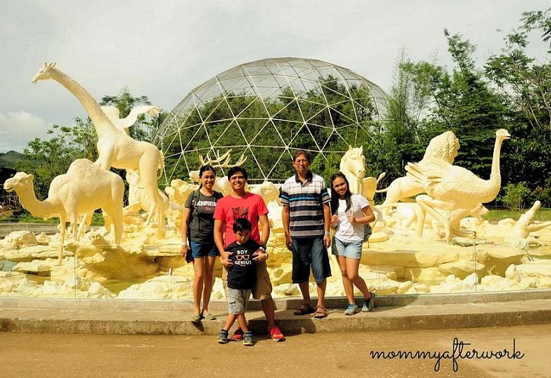Cebu Safari_Roundabout