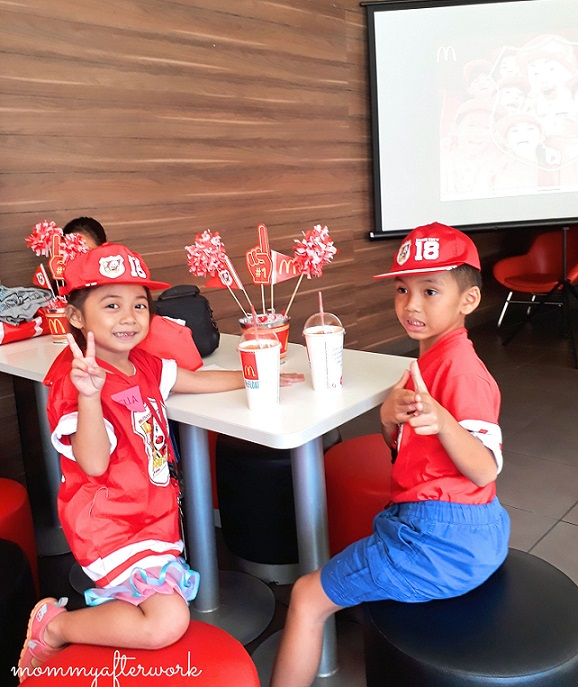 McDo Kiddie Crew 2018 - Meet New Friends