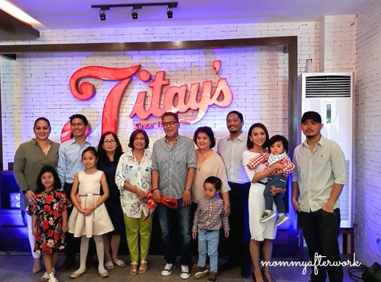 Titays Liloan Frasco Family