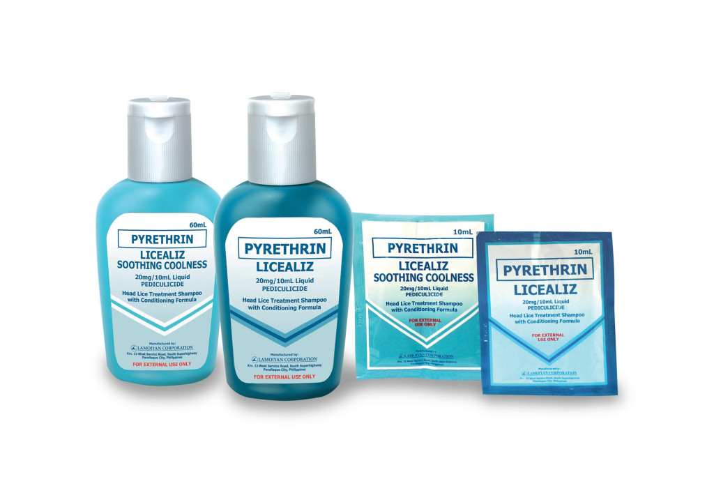 Licealiz Shampoo