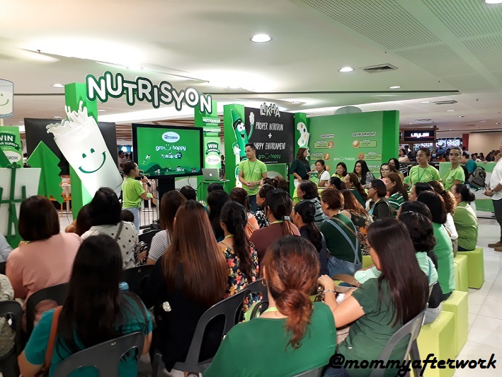 Nestogrow Grow Nation Lab - SM City Cebu - Mommy After Work Grow Happy Tips