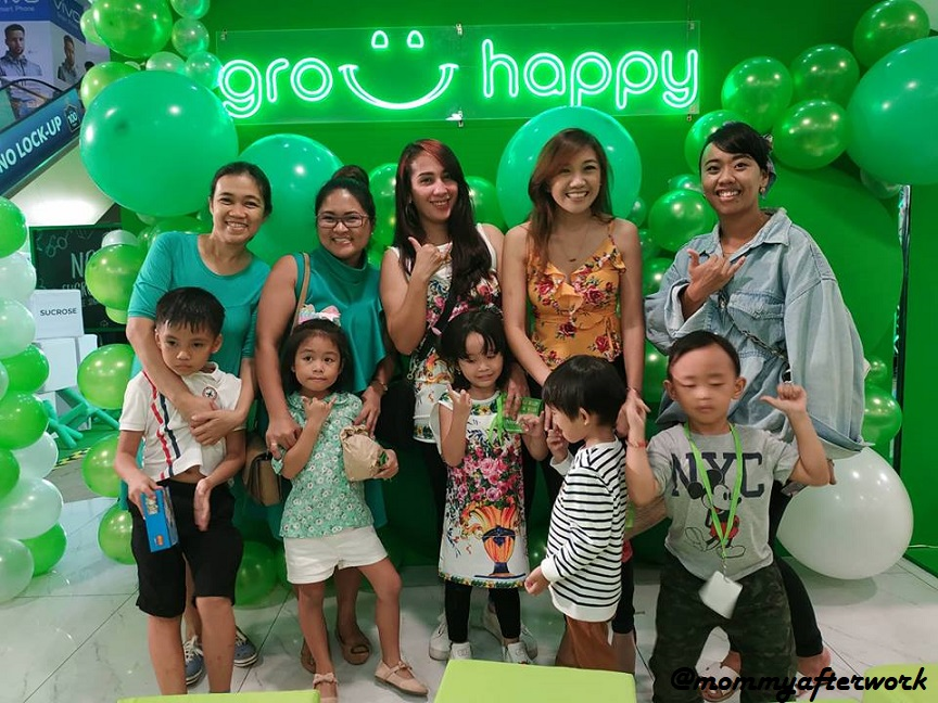 Nestogrow Grow Nation Lab - SM City Cebu - Mommy After Work with Mommy Bloggers