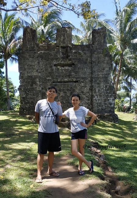 Camiguin Church Ruins