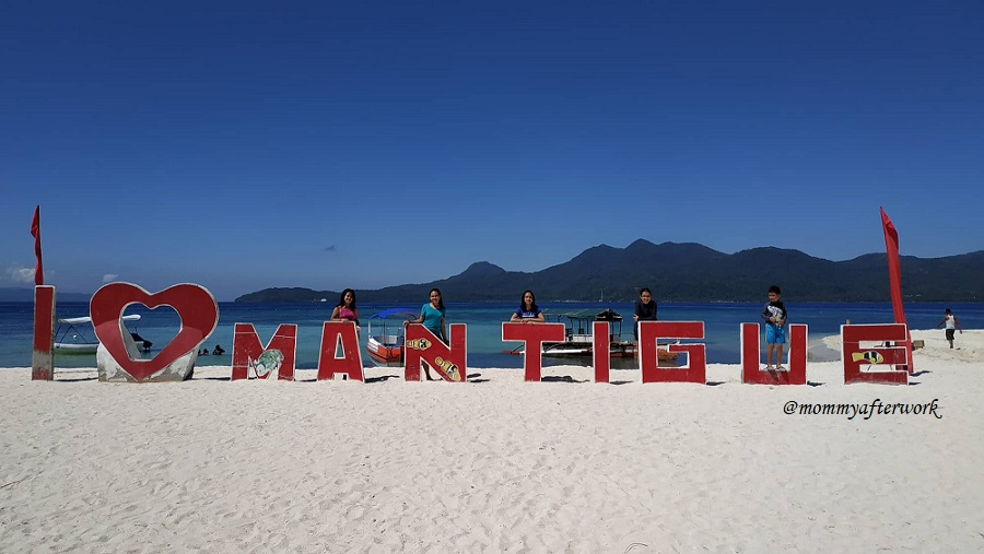 Camiguin Mantigue Island