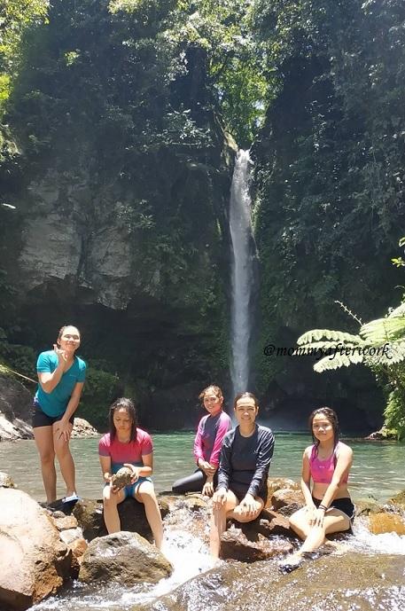 Camiguin Tuasan Falls Rocks