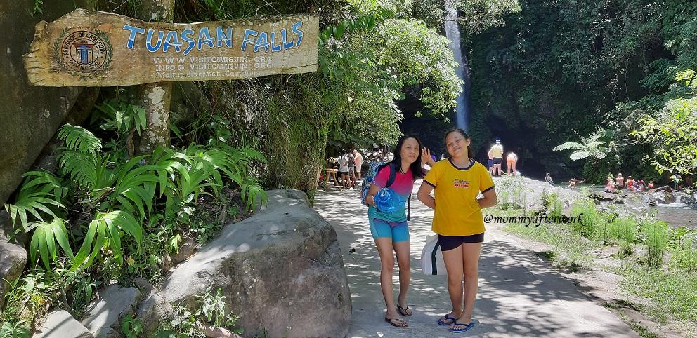 Camiguin Tuasan Falls
