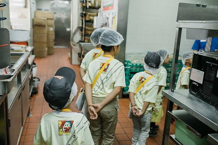 McDonalds Kiddie Crew Explorer Edition 2019_Kitchen