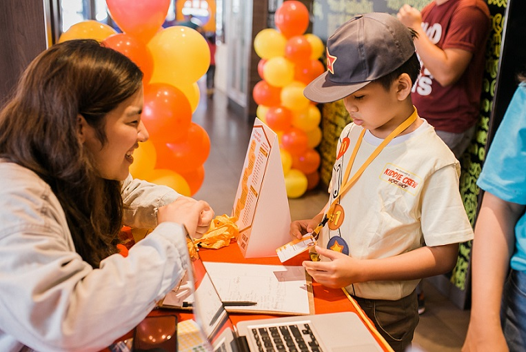 McDonalds Kiddie Crew Explorer Edition 2019_Registration