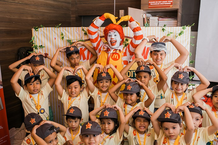 McDonalds Kiddie Crew Explorer Edition 2019_With Ronald
