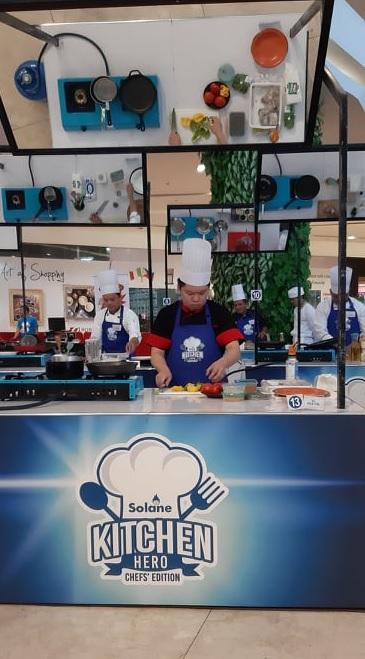 Solane Kitchen Hero Chef Edition - Participant
