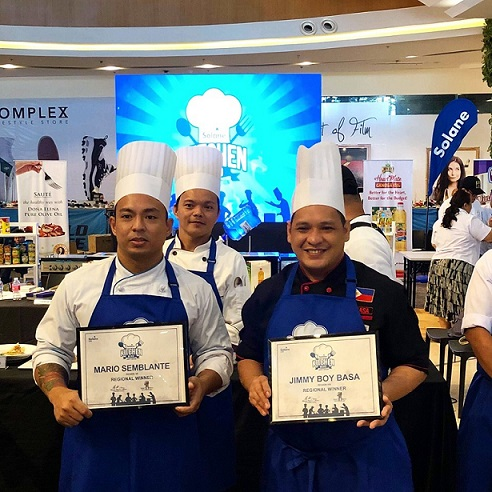 Solane Kitchen Hero Chef Edition - Region 7 and 8 Winners