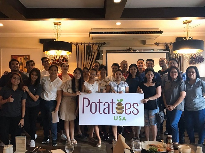 Potatoes USA - Participants