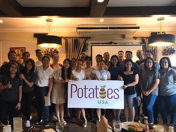 Potatoes USA - Participants