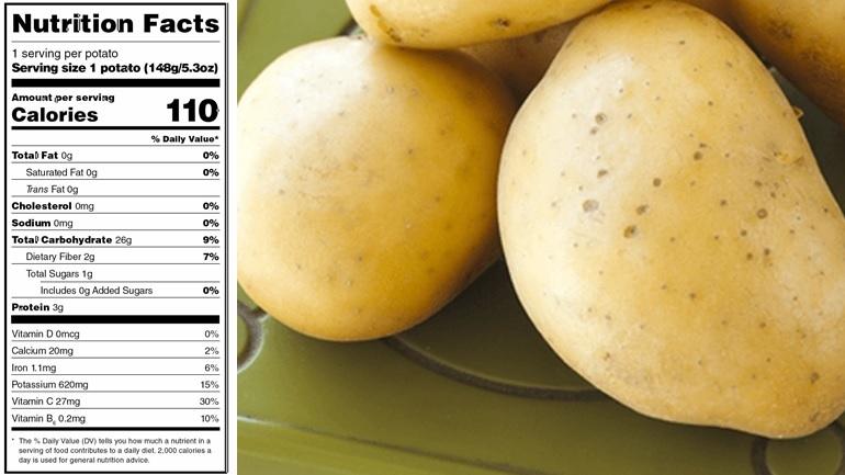 Potatoes USA -Potato