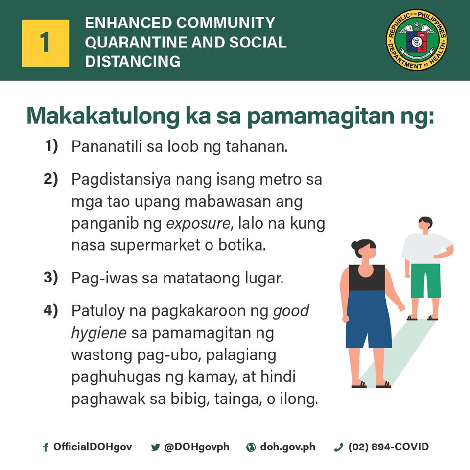 DOH-Philippines_How To Contribute
