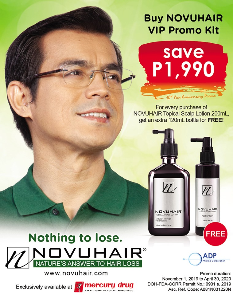Novuhair Yorme Goes Green