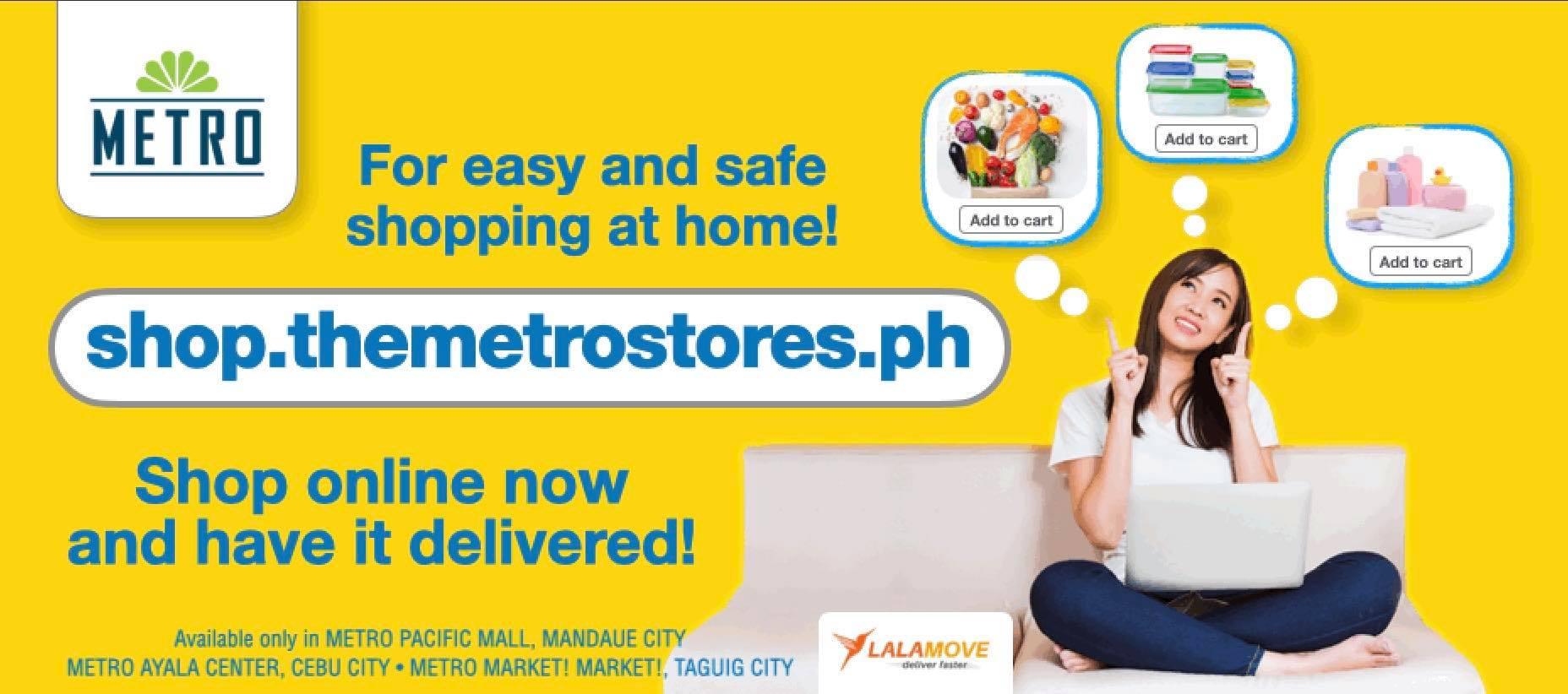 MetroStore Online Shopping