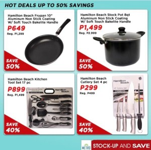 The Metro Store Stockup and Save_Kitchen