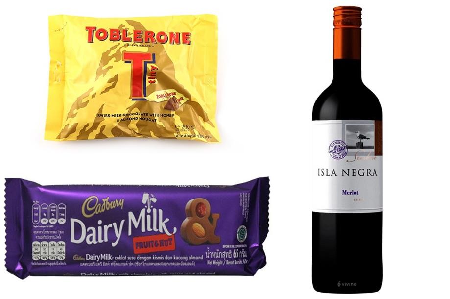 The Metro Stores Valentines 2021 Chocolates Wines