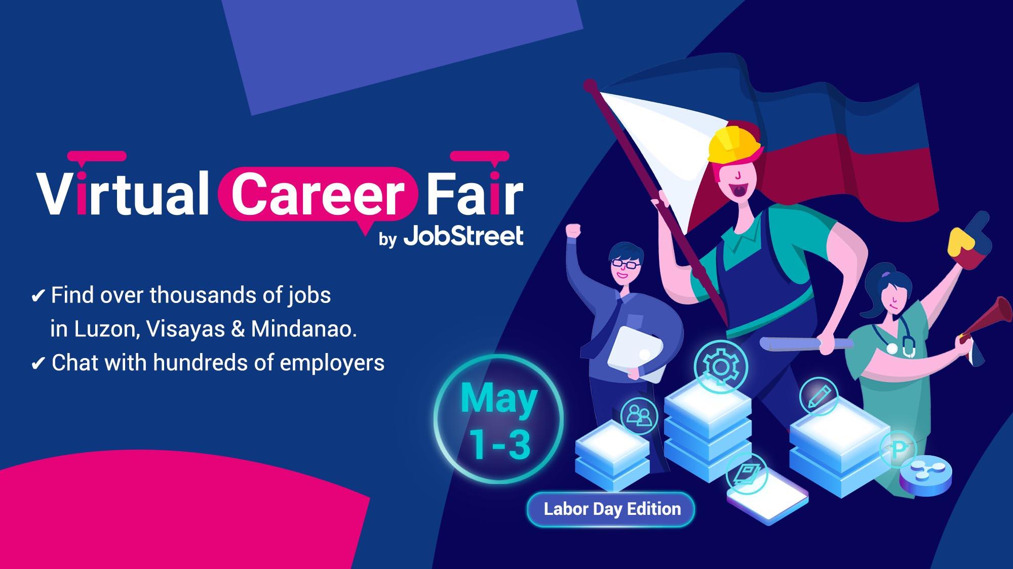 Jobstreet PH Virtual Career Fair