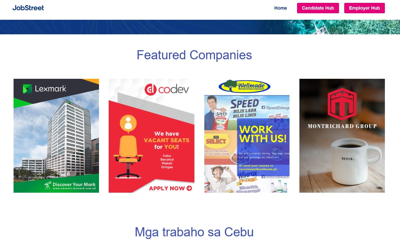 Jobstreet PH Virtual Career Fair_Cebu