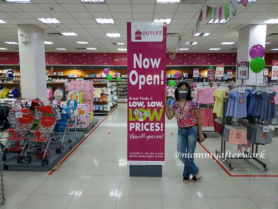 Super Metro_The Outlet_MidYear Clearance Sale 1