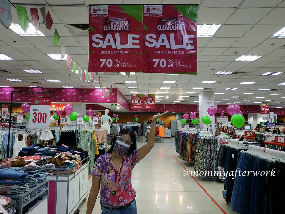 Super Metro_The Outlet_MidYear Clearance Sale 2